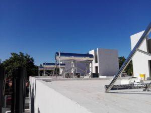 Instalación Barrio Inaudi - Córdoba