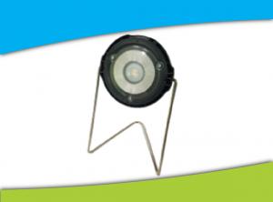 lampara con pantalla solar incorporada